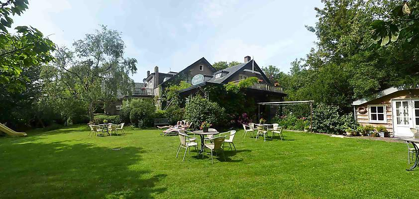 Hotel-Pension Zoomoord, Renesse - Tuin